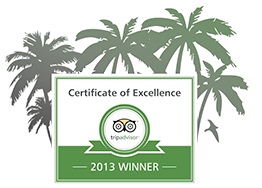 Southern Cross Club Earns 2013 Tripadvisor Certificate of Excellence