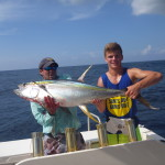 Horstman 51lb Yellow Fin Tuna