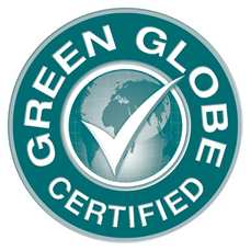 Southern Cross Club repeats Green Globe certification.