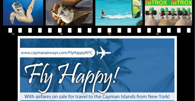 Cayman Airways and SCC Summer Deal!